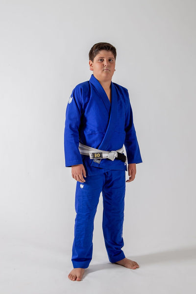 Kingz The ONE Kids Jiu Jitsu Gi-Blue
