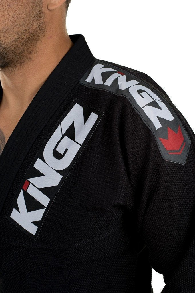 Ultralight - Black - KingzKimonos.com