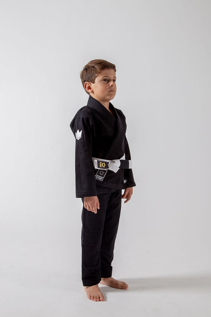 Kingz The ONE Kids Jiu Jitsu Gi-Black