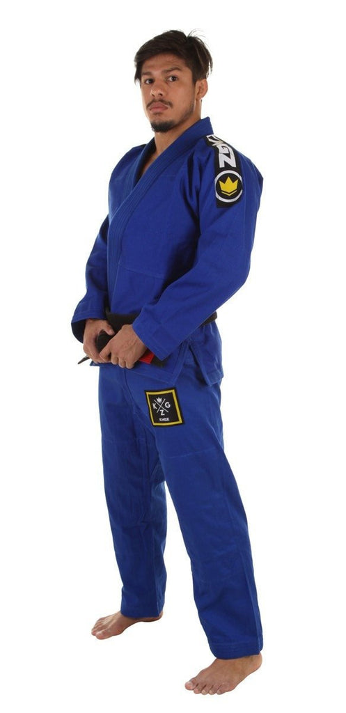 Basic 2.0 Jiu Jitsu Gi - Blue - FREE White Belt