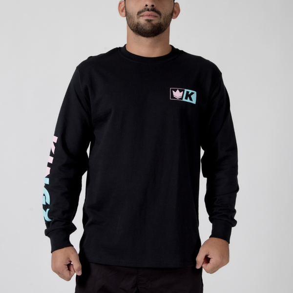 Kingz Krown L/S Tee - Fighters Market