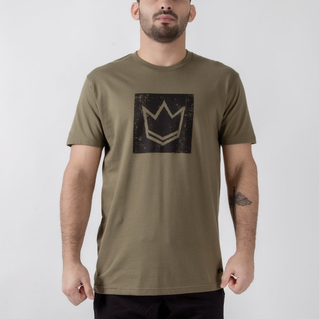 Kingz Stamp V2 Tee - Fighters Market