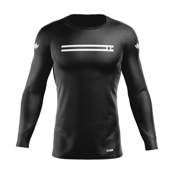 Sport Ranked L/S Rash Guard