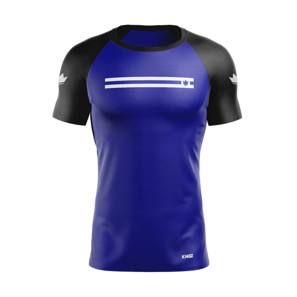 Sport Ranked S/S Rash Guard