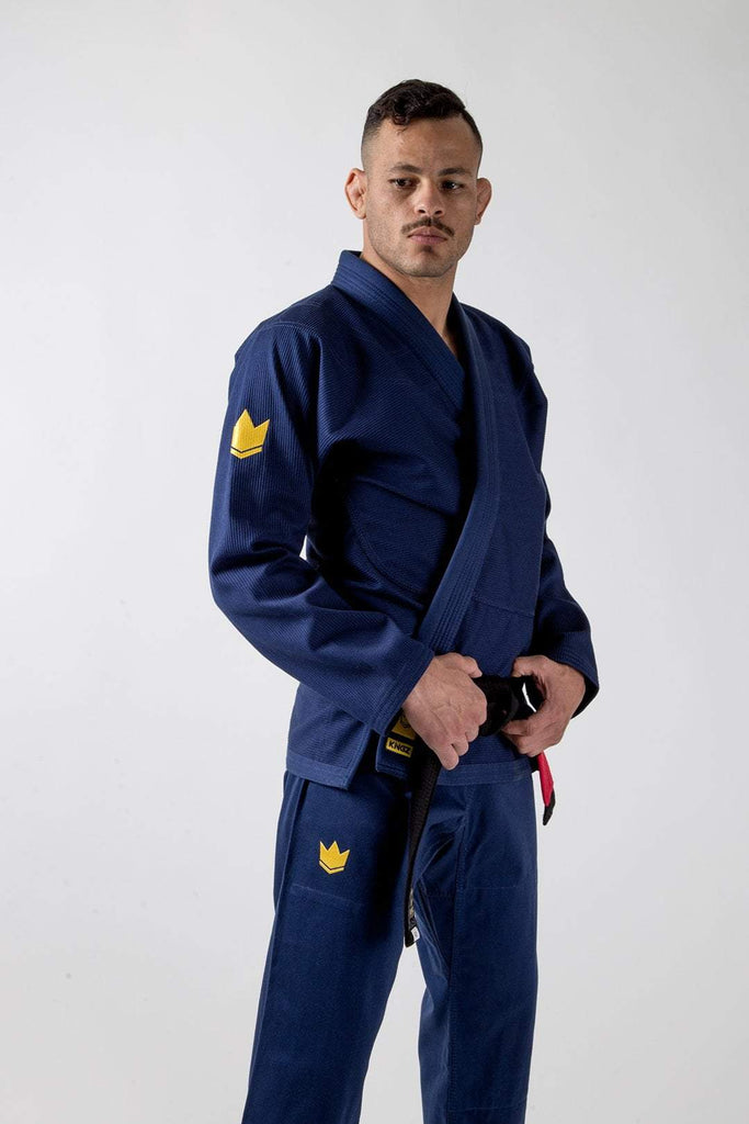 The ONE Jiu Jitsu Gi - Navy LIMITED EDITION- FREE White Belt