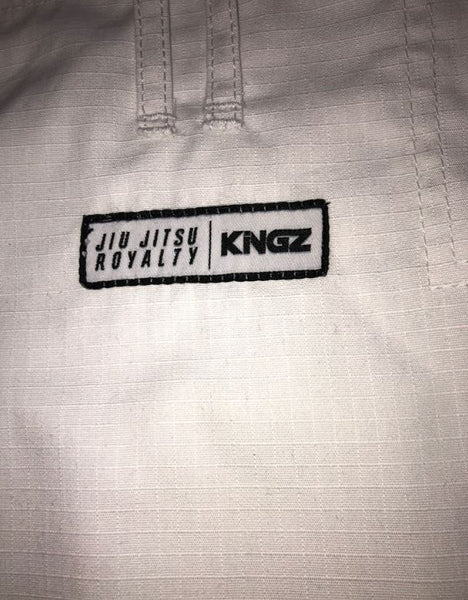 Kingz Rip Stop Pants-White
