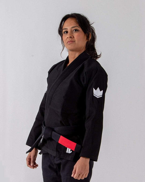 Kingz The ONE Women's Jiu Jitsu Gi- Black