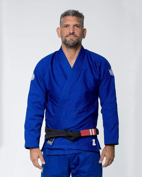 Kingz The ONE Jiu Jitsu Gi-Blue (Free white belt)