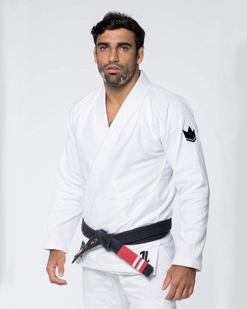 Kingz The ONE Jiu Jitsu Gi-White (Free white belt)