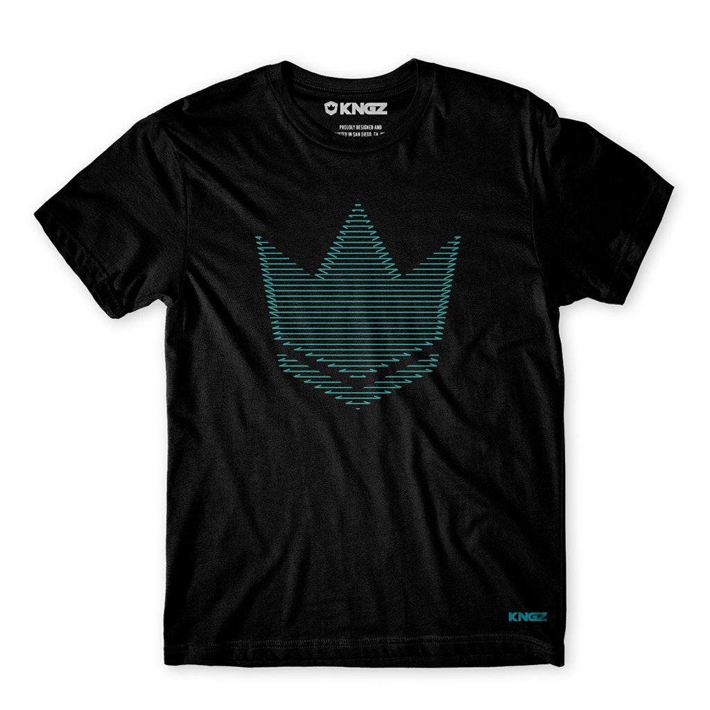 Kingz Crown Wire Tee