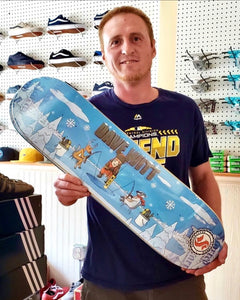 Dave Witt Decks Are Now In!!!
