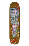 Deck, Zombie Kitty, Scarred Skateboards