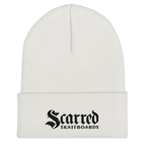 Scarred Skateboards Stocking Cap