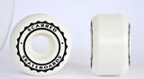 Scarred Skateboards Wheels, White