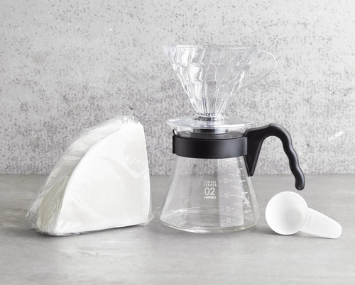 Hario V60 Pour over Starters kit