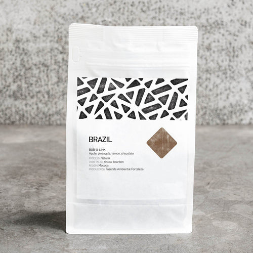 WS BRAZIL  - BOBO LINK- Chocolate, pineapple, honey