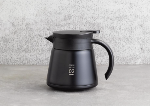 V60 Insulated stainless steel server 600