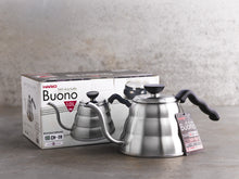 Load image into Gallery viewer, Hario V60 Buono kettle 1L