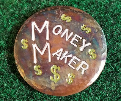 Money Maker (Torched & Hammered)