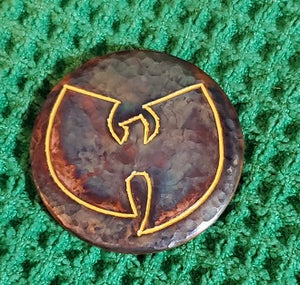 WU TANG (torched and hammered)