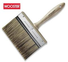 Wooster 4 inch Premium Stain Brush - Log Home Center