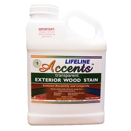 Copy of Lifeline Accents Exterior - Log Home Center