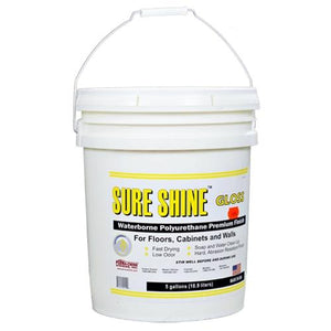Sure Shine - Log Home Center