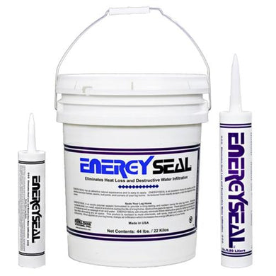 Energy Seal - Log Home Center