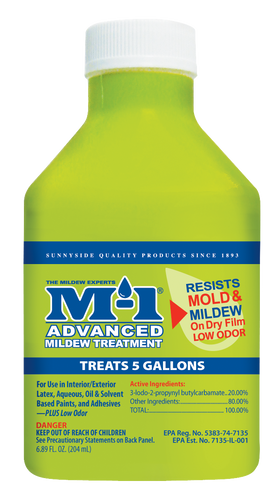 M-1 ADVANCED MILDEW 5G TREATMENT - Log Home Center