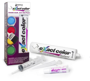 Sashco eXact Color Tintable Caulk - Log Home Center