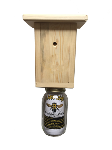 Carpenter Bee Trap - Log Home Center