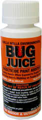Bug Juice Insecticide Additive - Log Home Center