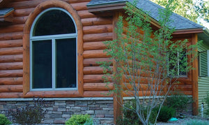 LOG SIDING - Log Home Center