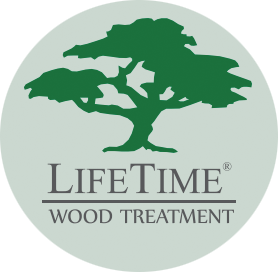 LifeTime® Wood Treatment - Log Home Center