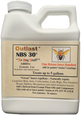 NBS30 Insect Additive - Log Home Center
