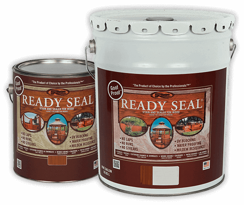 Ready Seal Stain & Sealer for Wood - Log Home Center