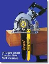 Load image into Gallery viewer, Prazi Beam Cutter PR7000 (worm drive) - Log Home Center