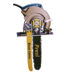 Prazi Beam Cutter PR7000 (worm drive) - Log Home Center
