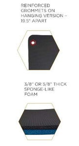 "Power Systems Premium Hanging Mat 72""x23"""
