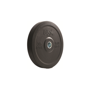 Troy Bumper Plate 35 Lbs. (Buy now, available 7/20/2020)