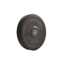 Load image into Gallery viewer, Troy Bumper Plate 45 Lbs. (Buy now, available 8/7/2020)