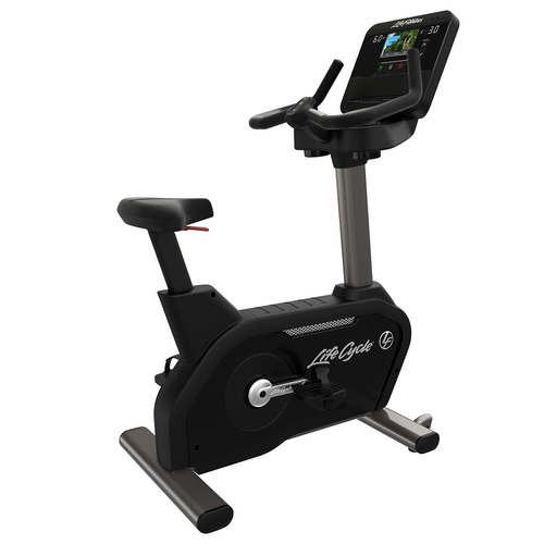 Life Fitness Club Series + Upright Bike