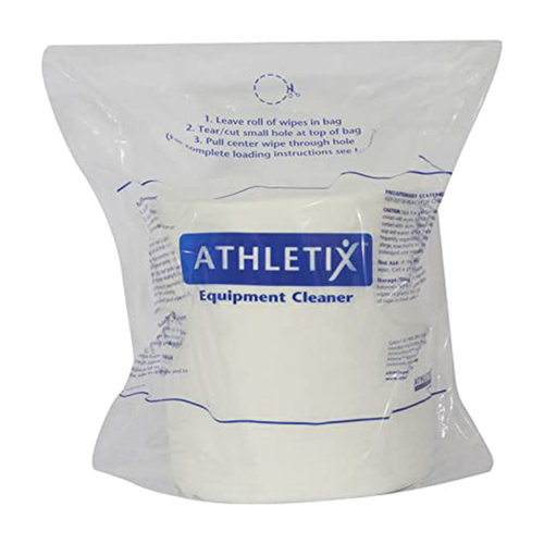 Athletix™ Equipment Cleaner Wipes roll,  900 wipes/roll Fitness For Life Puerto Rico