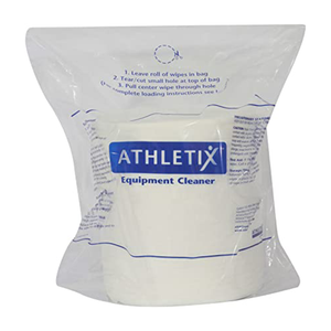 Athletix™ Equipment Cleaner Wipes roll,  900 wipes/roll