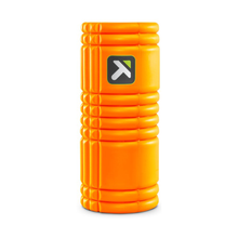 Load image into Gallery viewer, Triggerpoint 1.0 Grid Foam Roller Orange