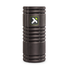 Load image into Gallery viewer, Triggerpoint 1.0 Grid Foam Roller Black