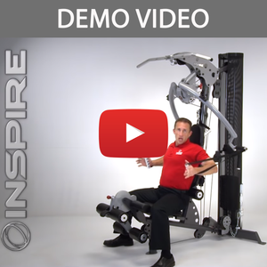 Inspire M2 Multi-Gym With Leg Press