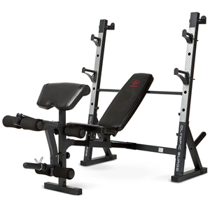 Marcy Olympic Weight Bench MD-857 (Buy now, available 7/13/2020)