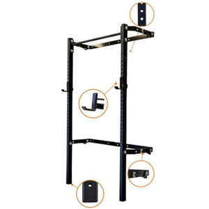 PRX Profile® Squat Rack with Pull-Up Bar (Coming Soon, Join Our Waiting List)