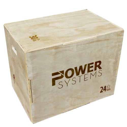 Power Systems 3 in 1 Plyo Box Fitness For Life Puerto Rico